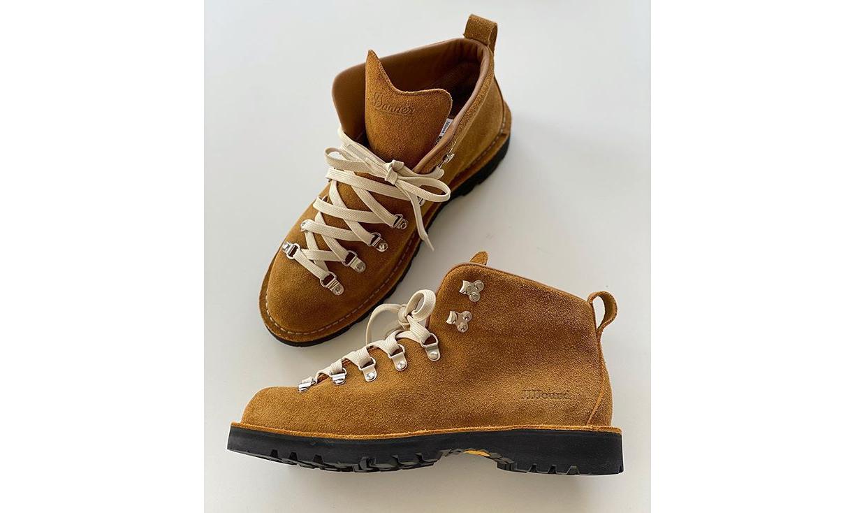 JJJJound 预告与 Danner 打造合作鞋款