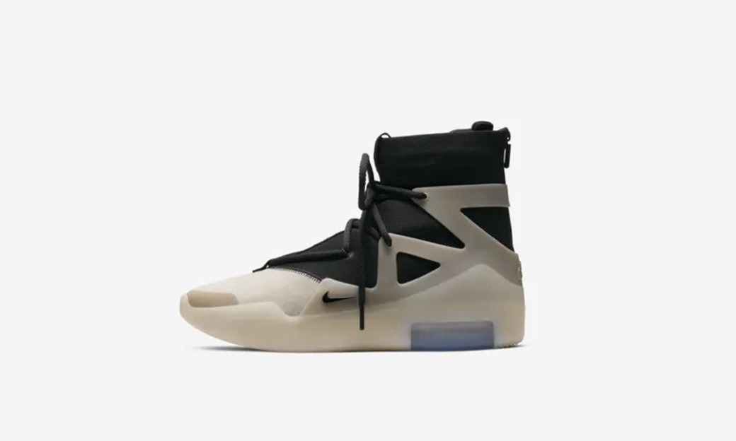 Nike Air Fear of God 1「String」登陆日本 SNKRS