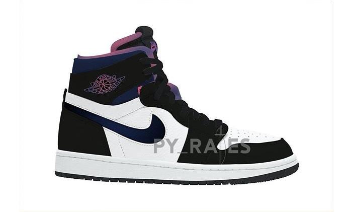 抢先预览 PSG x Air Jordan I Zoom