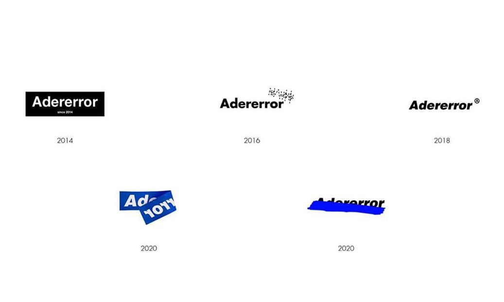 ADER Error 2020 年品牌全新 logo 正式亮相