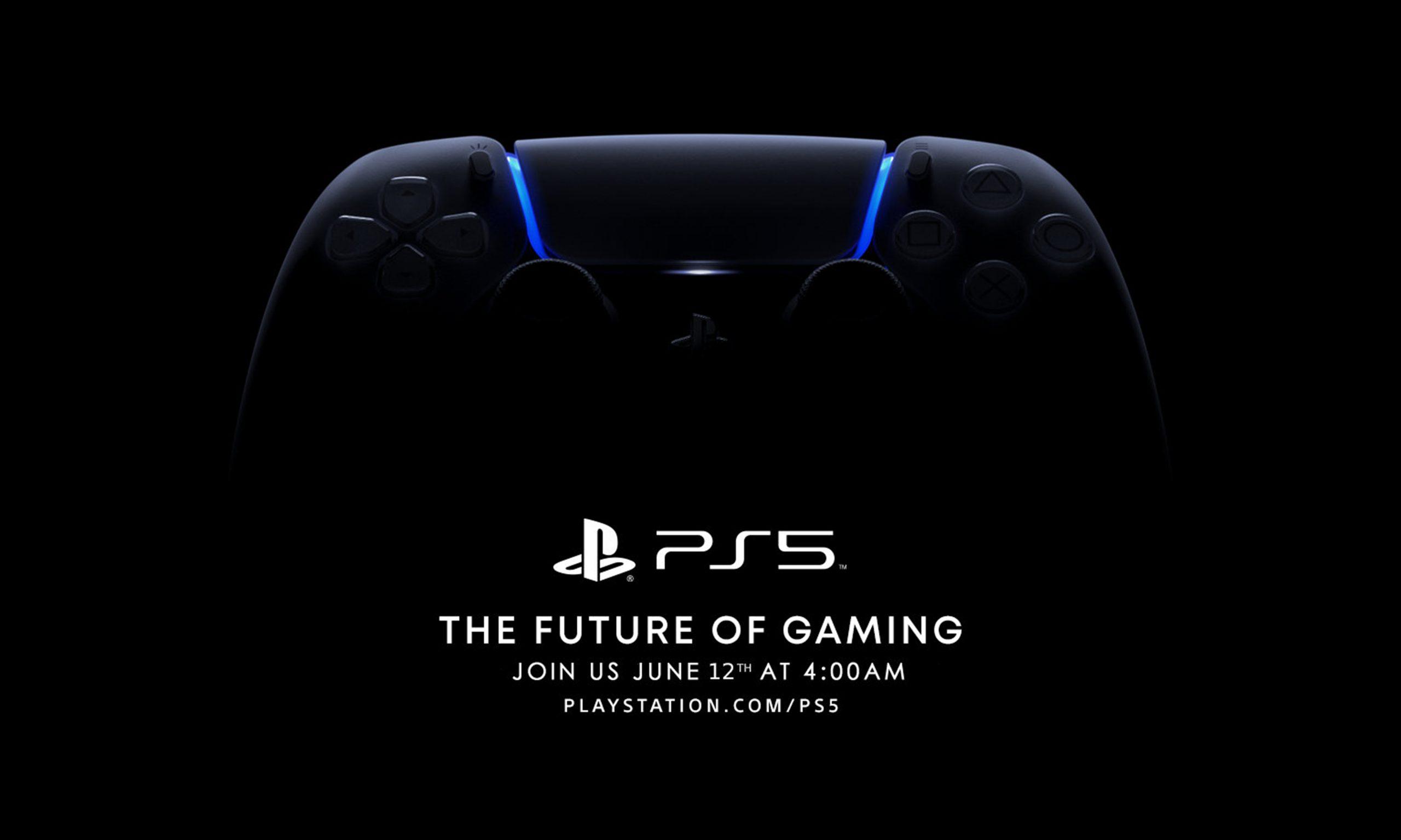 索尼 PS5 发布会时间重新确定