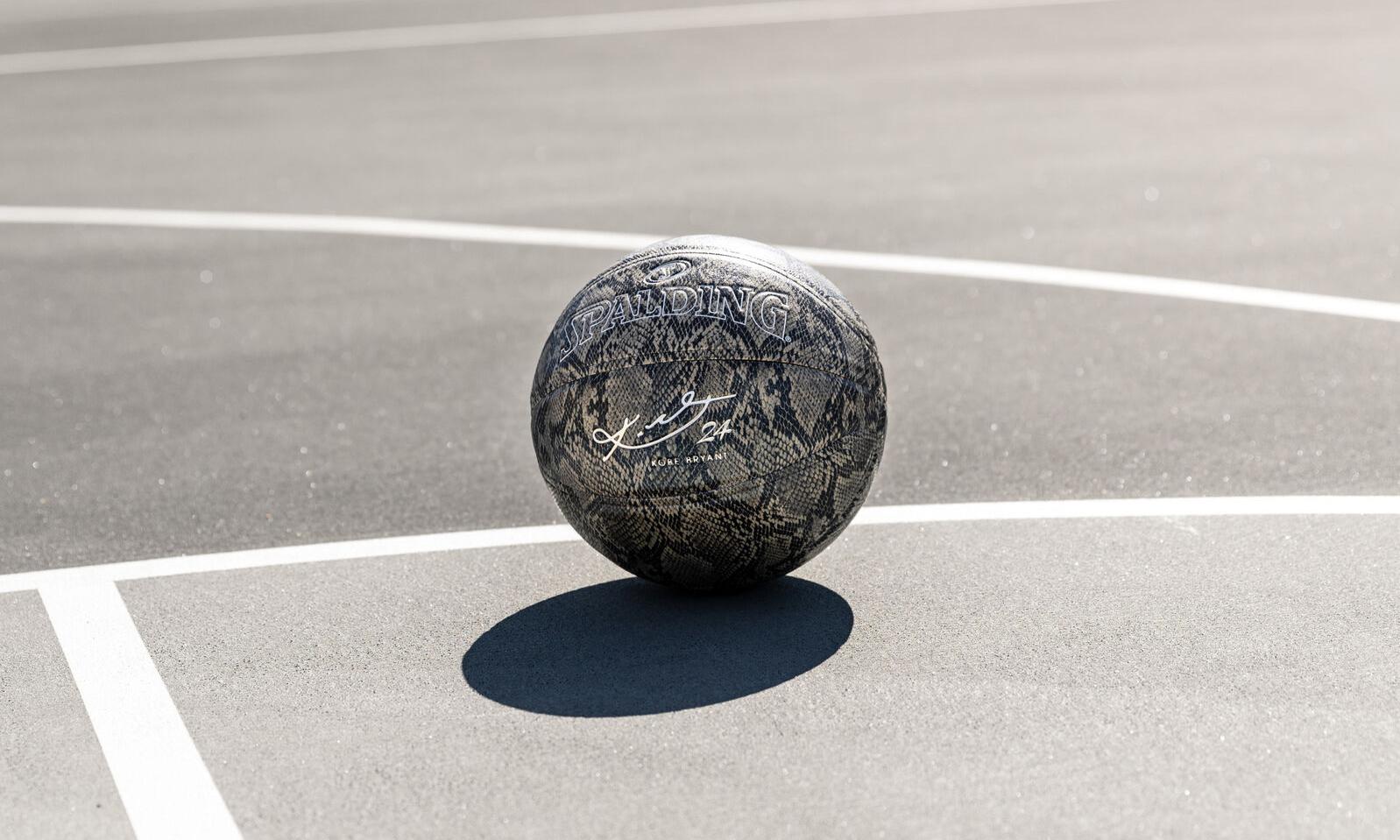 SPALDING 推出全新科比 94  系列限量版篮球