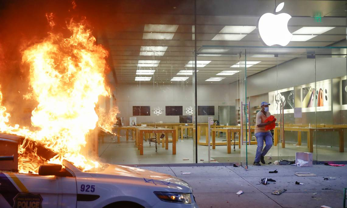 持续追踪定位,苹果警告抢劫者归还非法产品