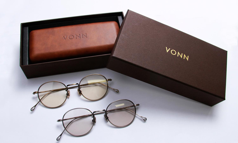 BEAMS x VONN 推出限定古铜系列镜框