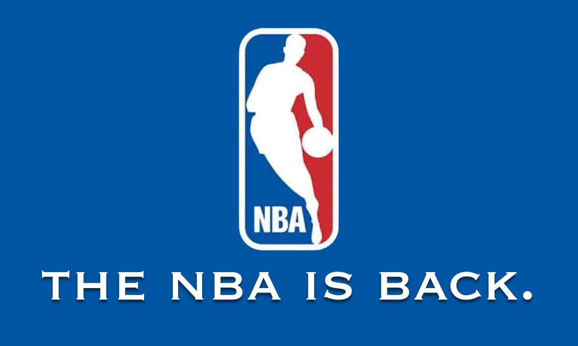 倒计时开始,NBA 确认即将回归