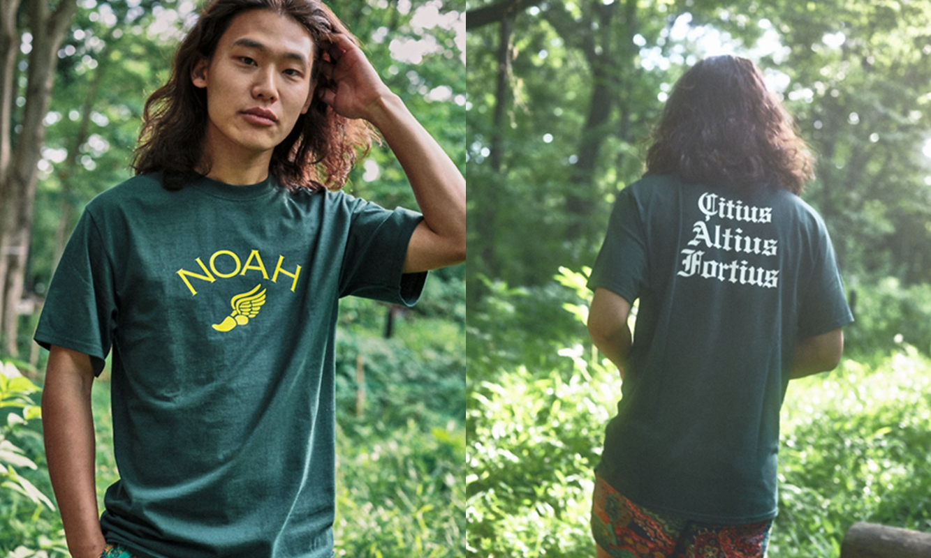 NOAH 日本限定系列正式登场