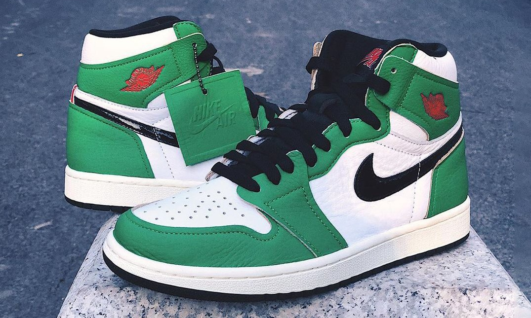 全新 Air Jordan I WMNS「Lucky Green」配色首度曝光