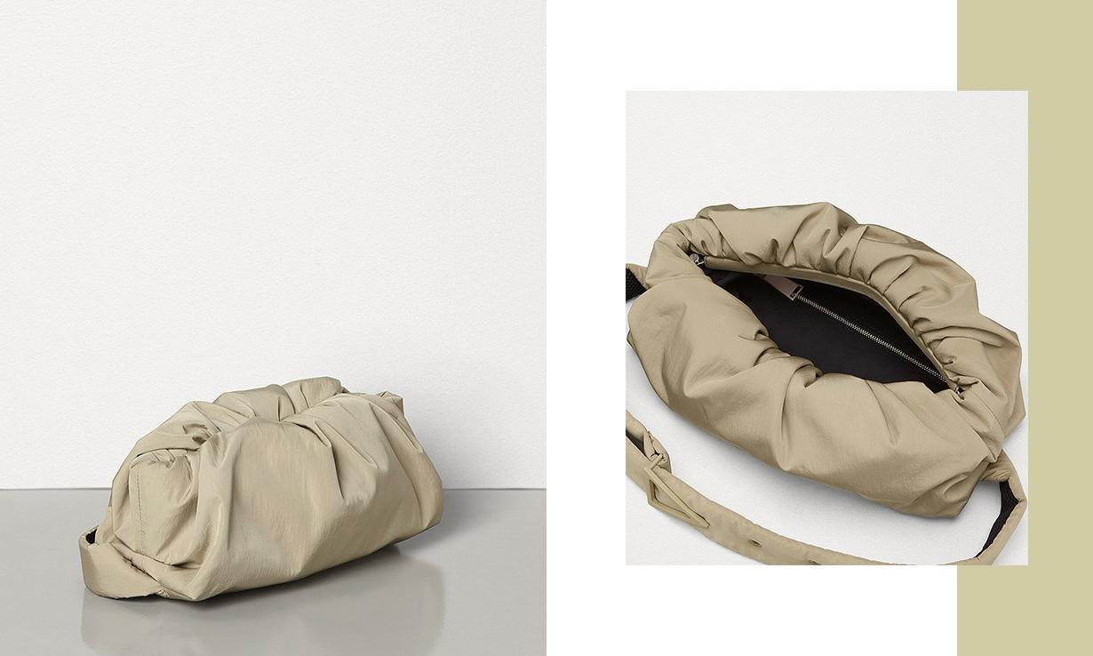 Bottega Veneta 全新推出男款「云朵包」 Body Pouch