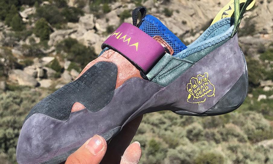 Brain Dead x Evolv 推出全新联乘 Zenist 攀岩鞋