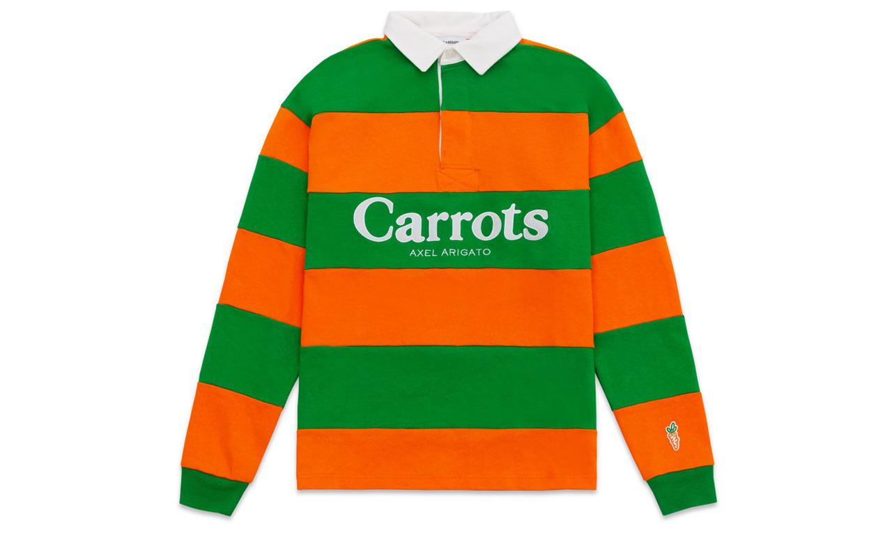 Carrots x Axel Arigato 打造全新联乘胶囊系列
