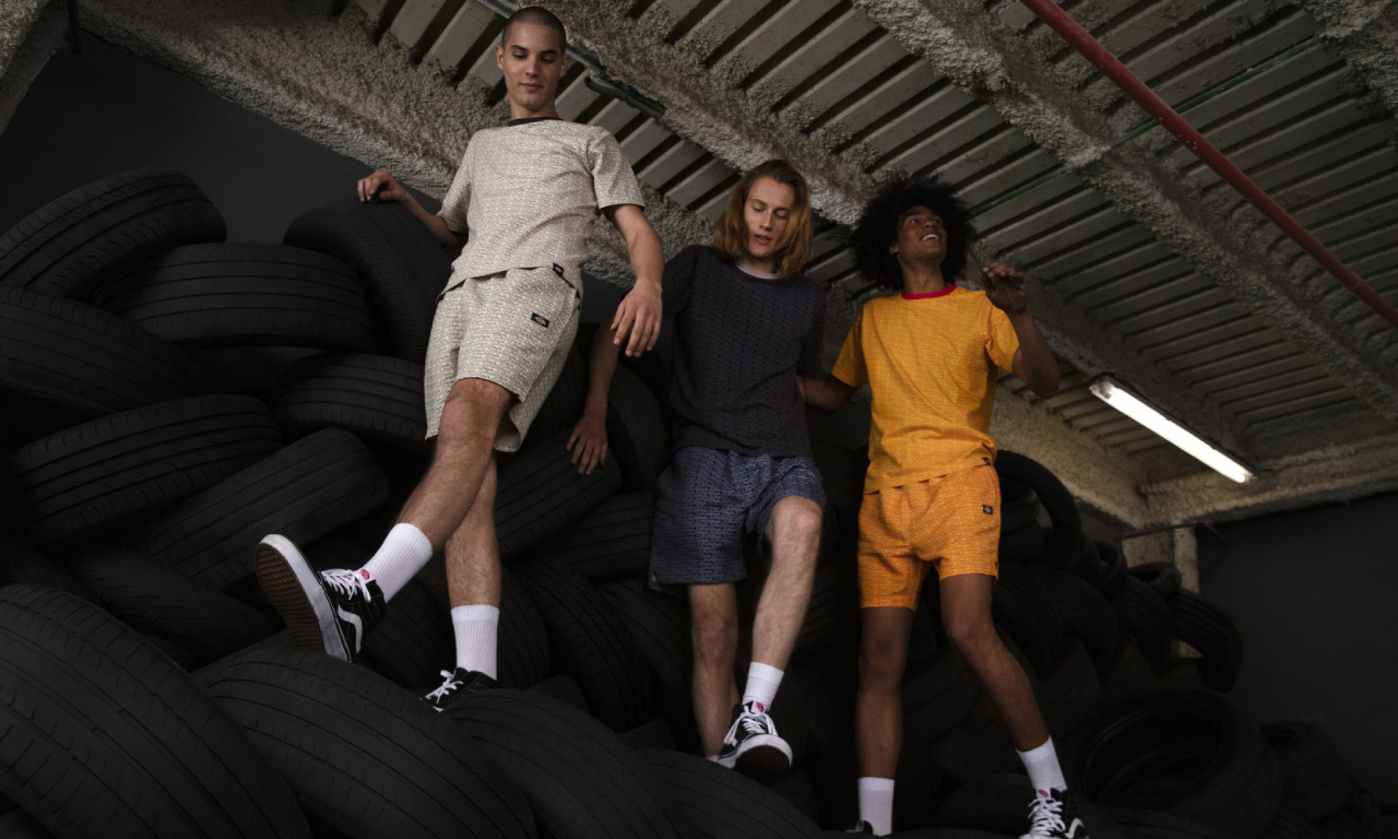 Dickies 推出全新「All Over Prints」2020 春夏系列