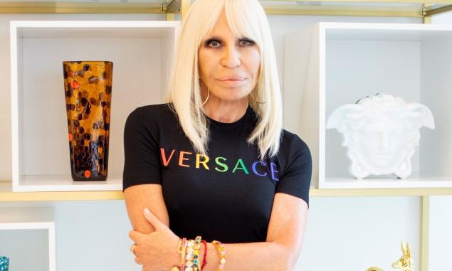 Versace 将推出 Pride 2020 胶囊系列