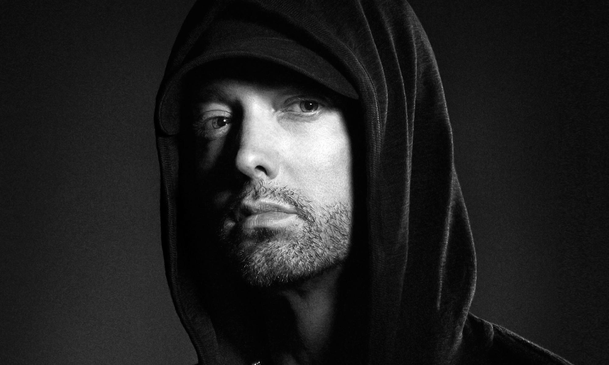 Eminem 公布其心目中最强 rapper 名单