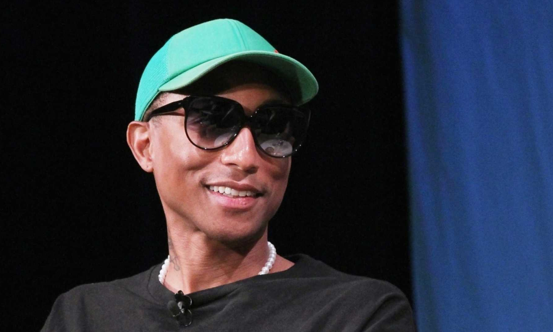 Pharrell Williams 正在开发关于「Juneteenth」的音乐电影