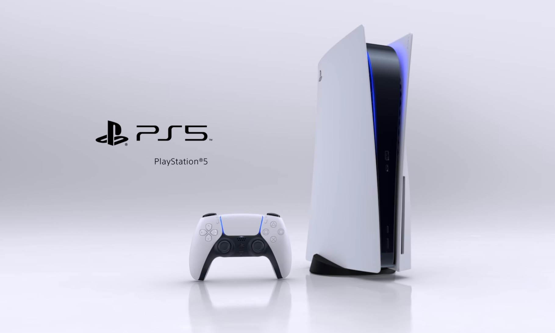 PS5 UI 设计将彻底革新,硬件外观也可替换