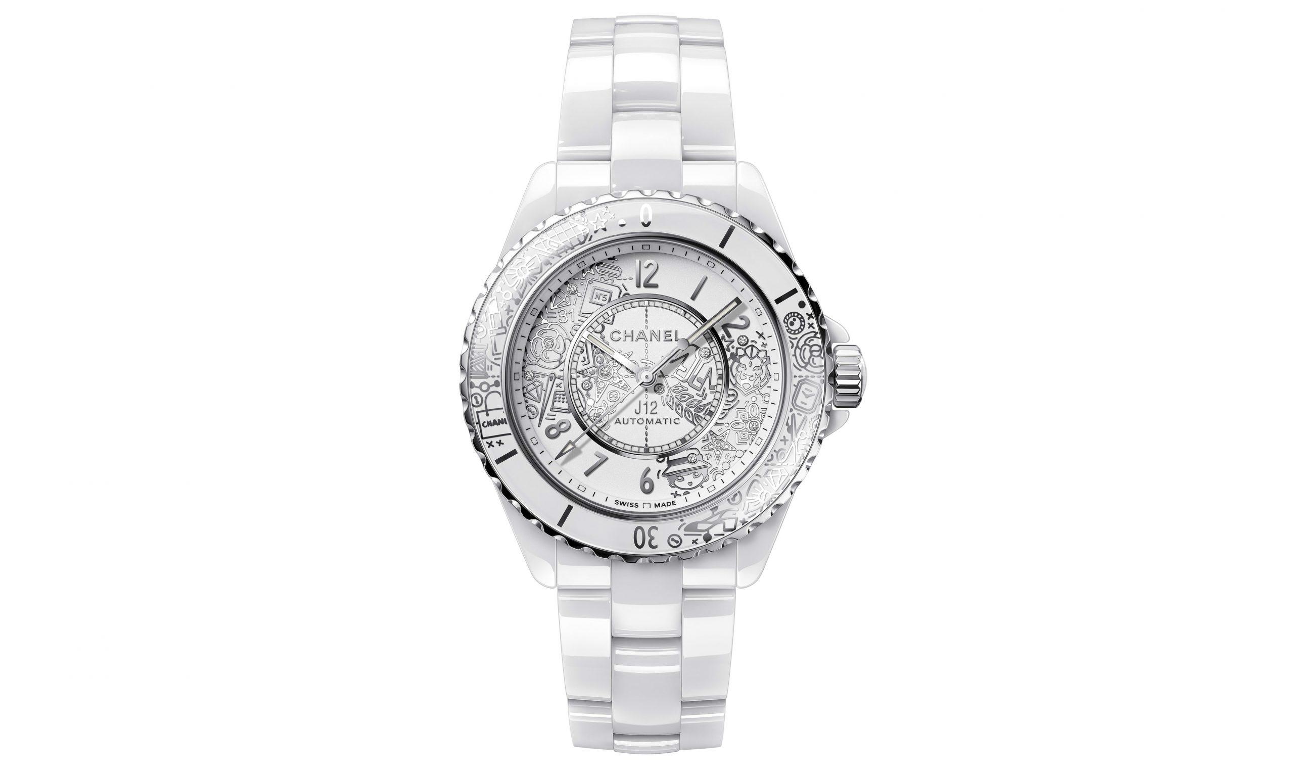 纪念 Chanel J12 面世 20 周年,品牌限量发行 2020 只腕表