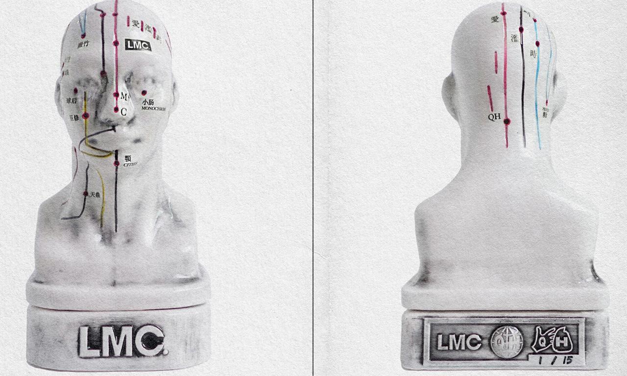 LMC x Quispyam Habilis 推出人体模型香薰