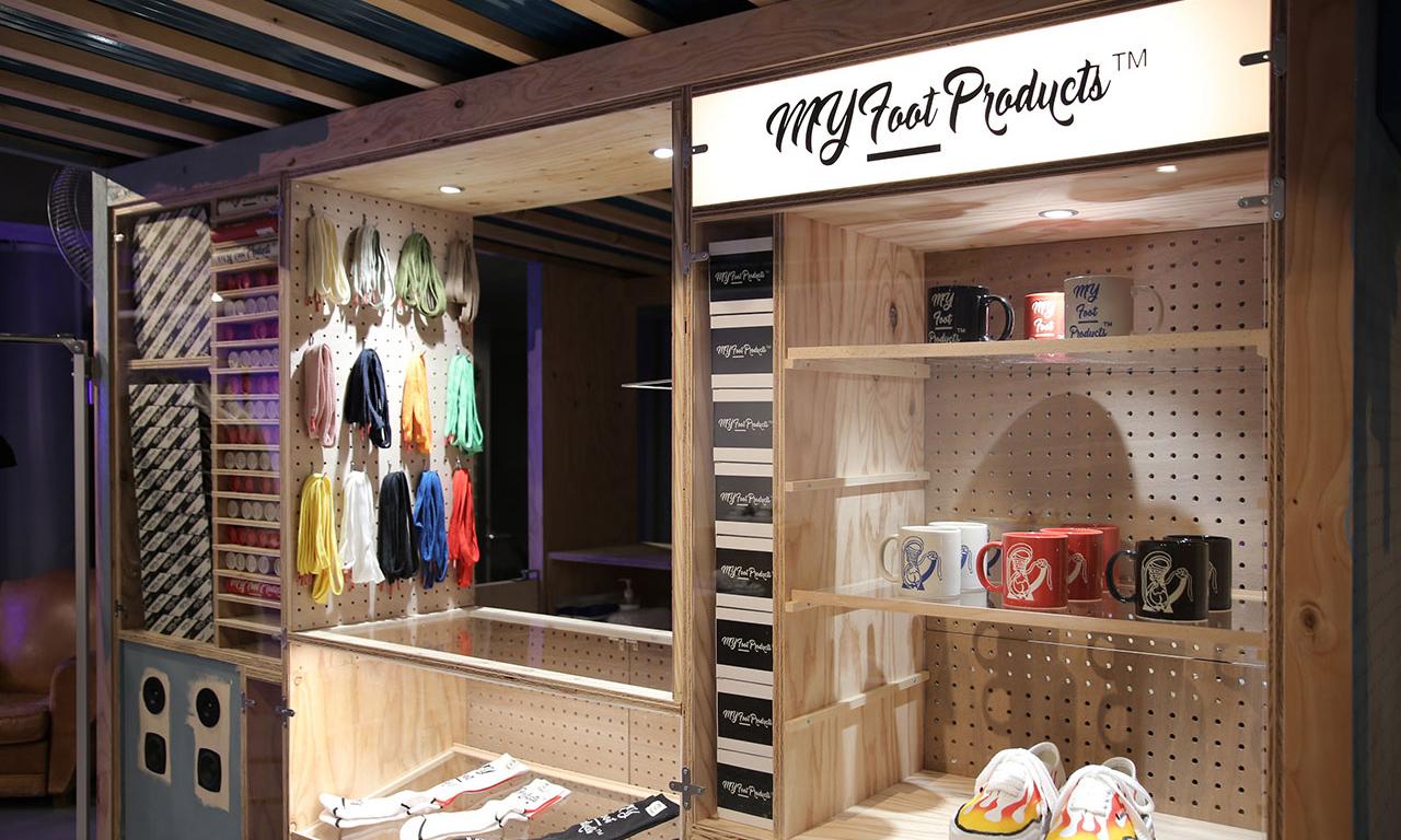 Maison MIHARA YASUHIRO 开设「MY Foot Products」线下门店