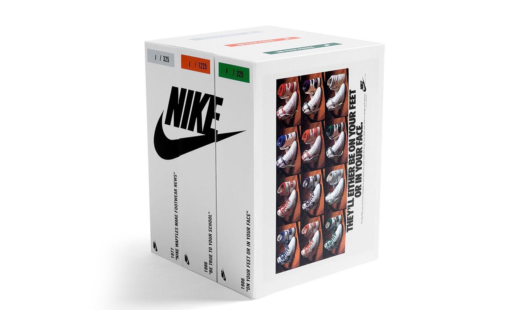 只送不卖,Nike 限量拼图等你拿