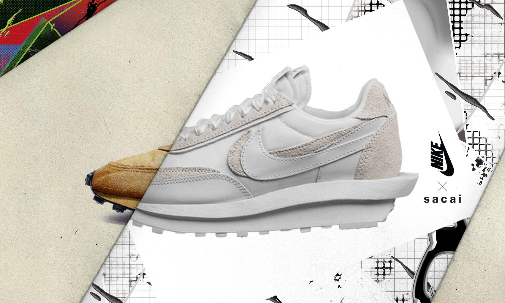 Nike x sacai LDWaffle 2020 新配色补货信息公开