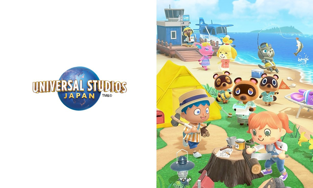 岛民们请注意,日本环球影城将上架《动物森友会》周边商品