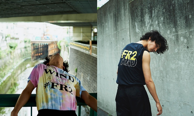 FR2 x WIND AND SEA 联乘系列 Lookbook 公开