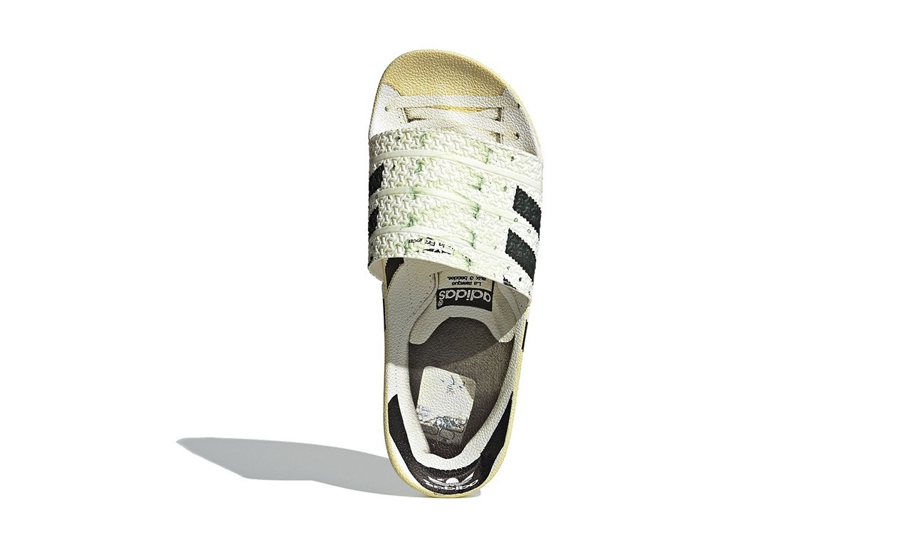 adidas Originals 推出全新 adilette Superstar 拖鞋设计