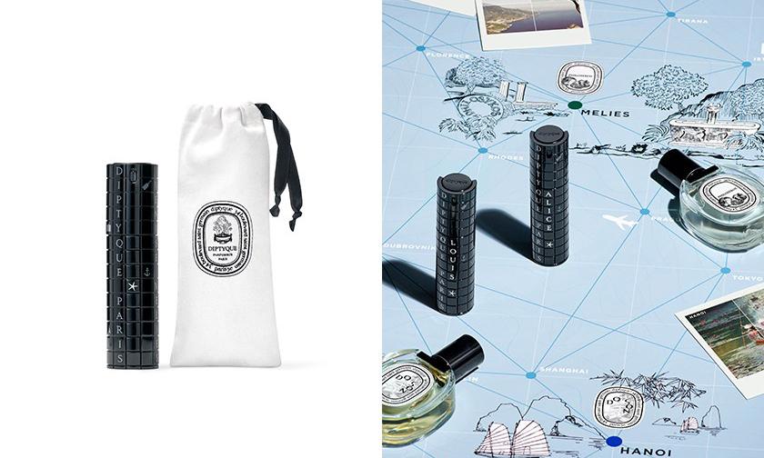 可自行 DIY 瓶身,Diptyque 推出全新随身香氛系列