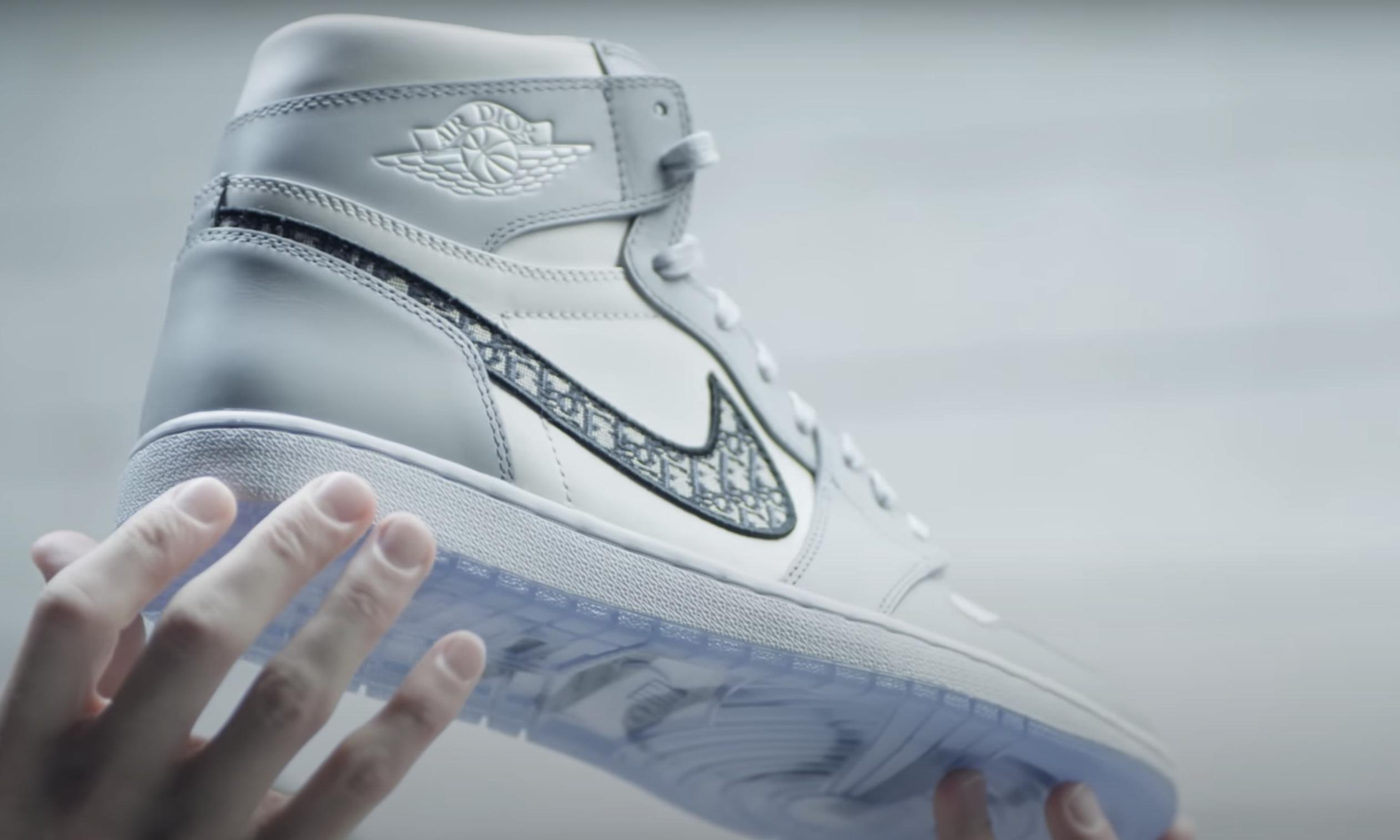 视频全揭秘,Dior x Jordan Brand 背后制作故事