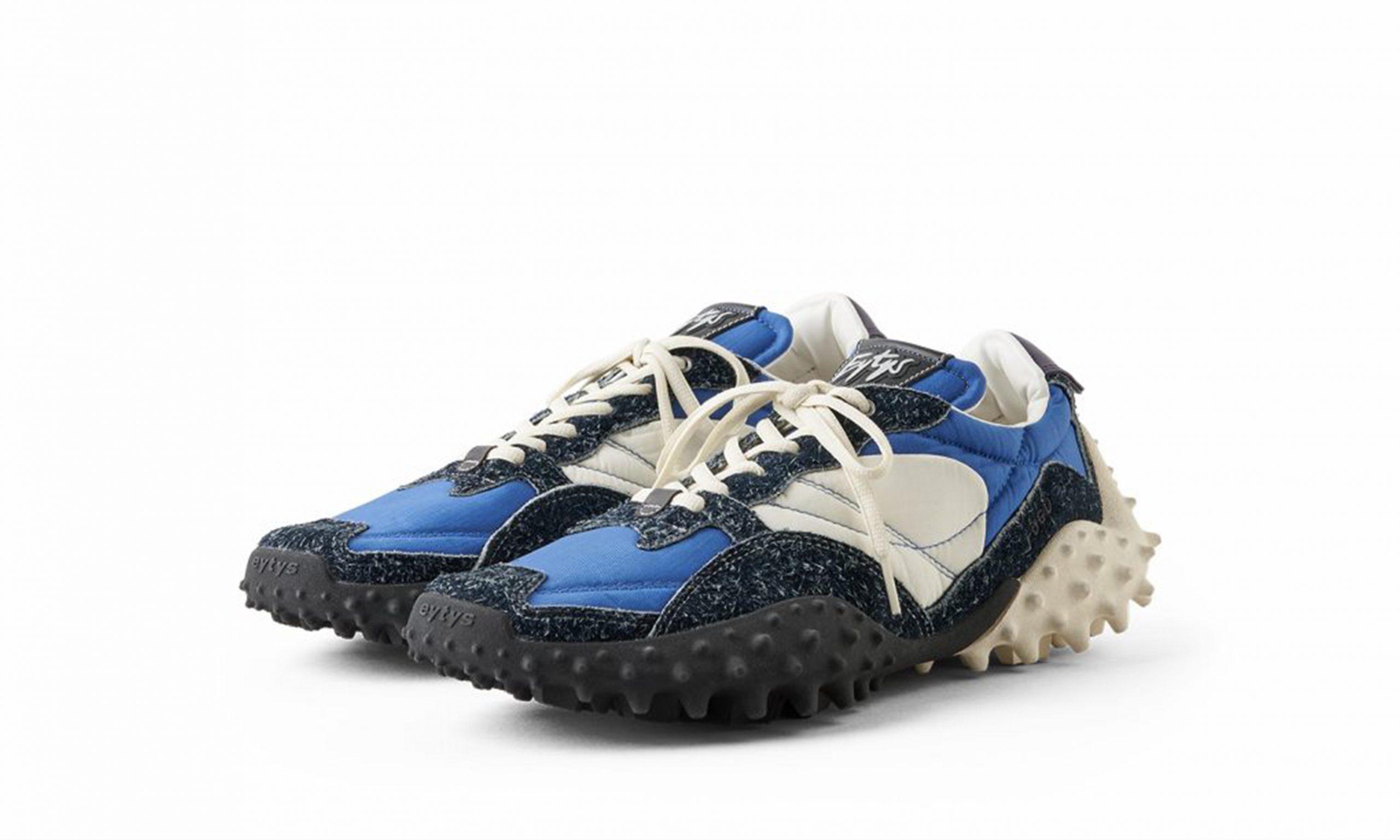 Eytys 推出新款运动鞋「FUGU」