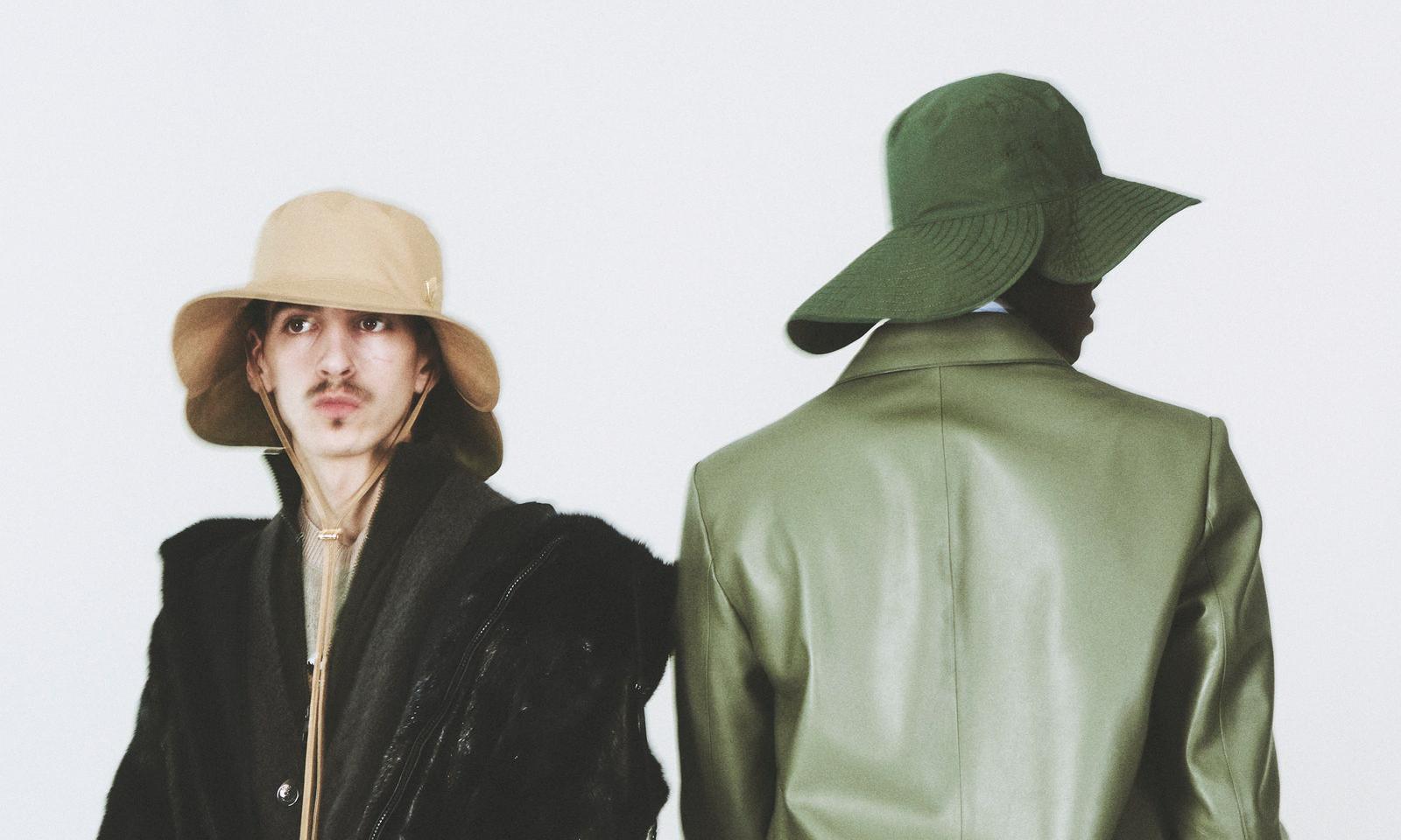Louis Vuitton 男装 2021 早春系列发布先期预览