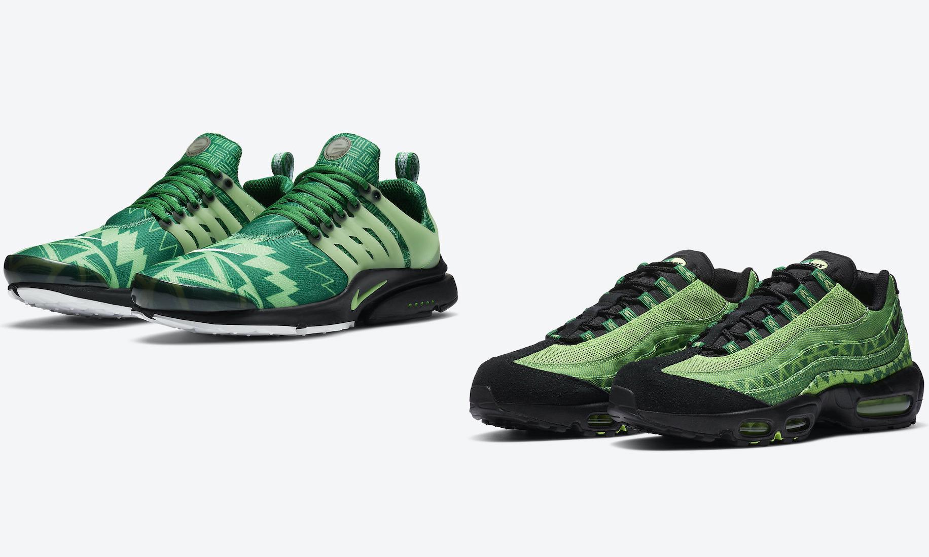 尼日利亚元素重回,Nike「Naija」别注系列预览