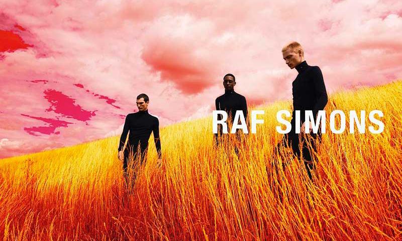 Raf Simons 2020 秋冬季广告大片释出