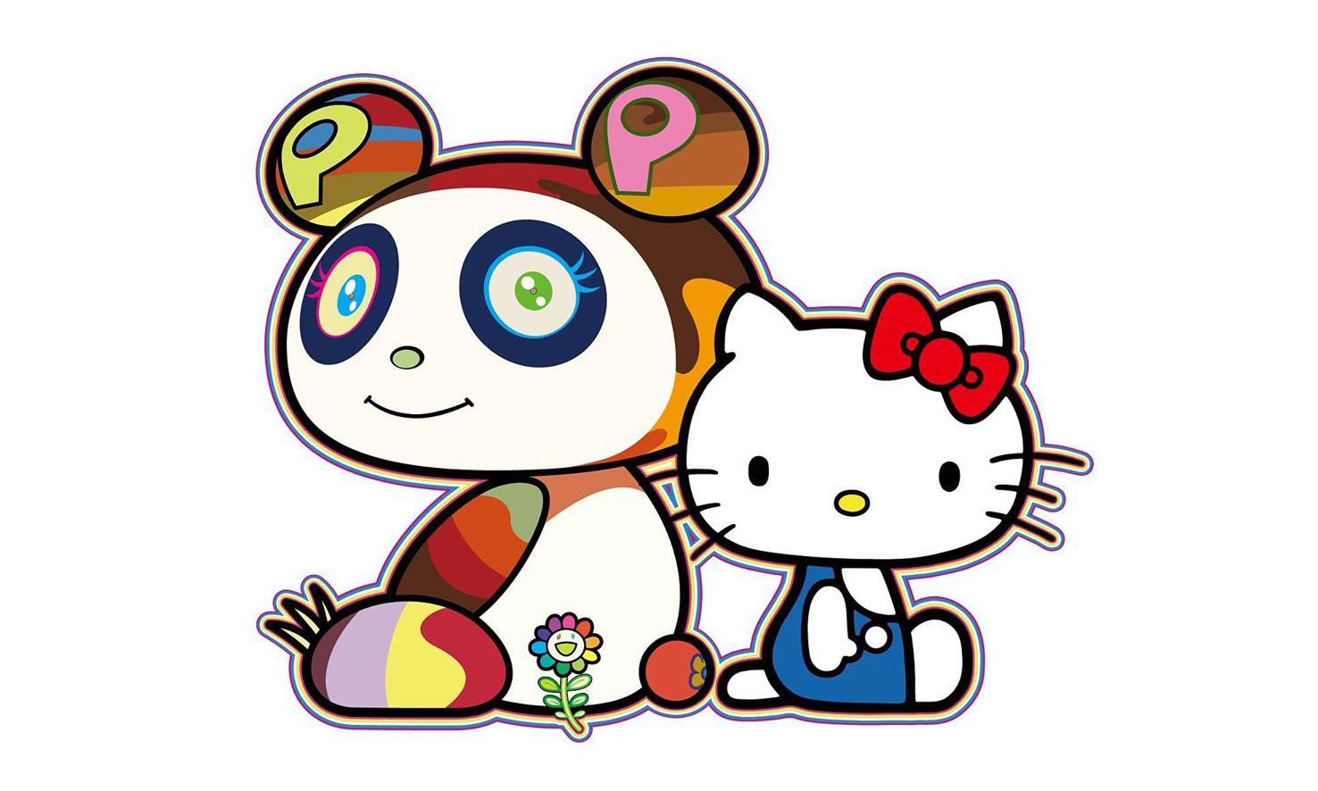 UT 指日可待?村上隆 x Hello Kitty 全新企划揭晓