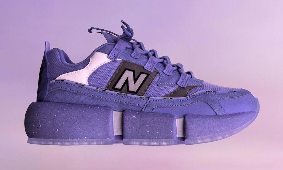 Jaden Smith x New Balance 联名鞋款正式发布