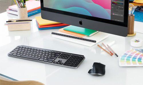 罗技为苹果 Mac 设备推出鼠标及键盘系列