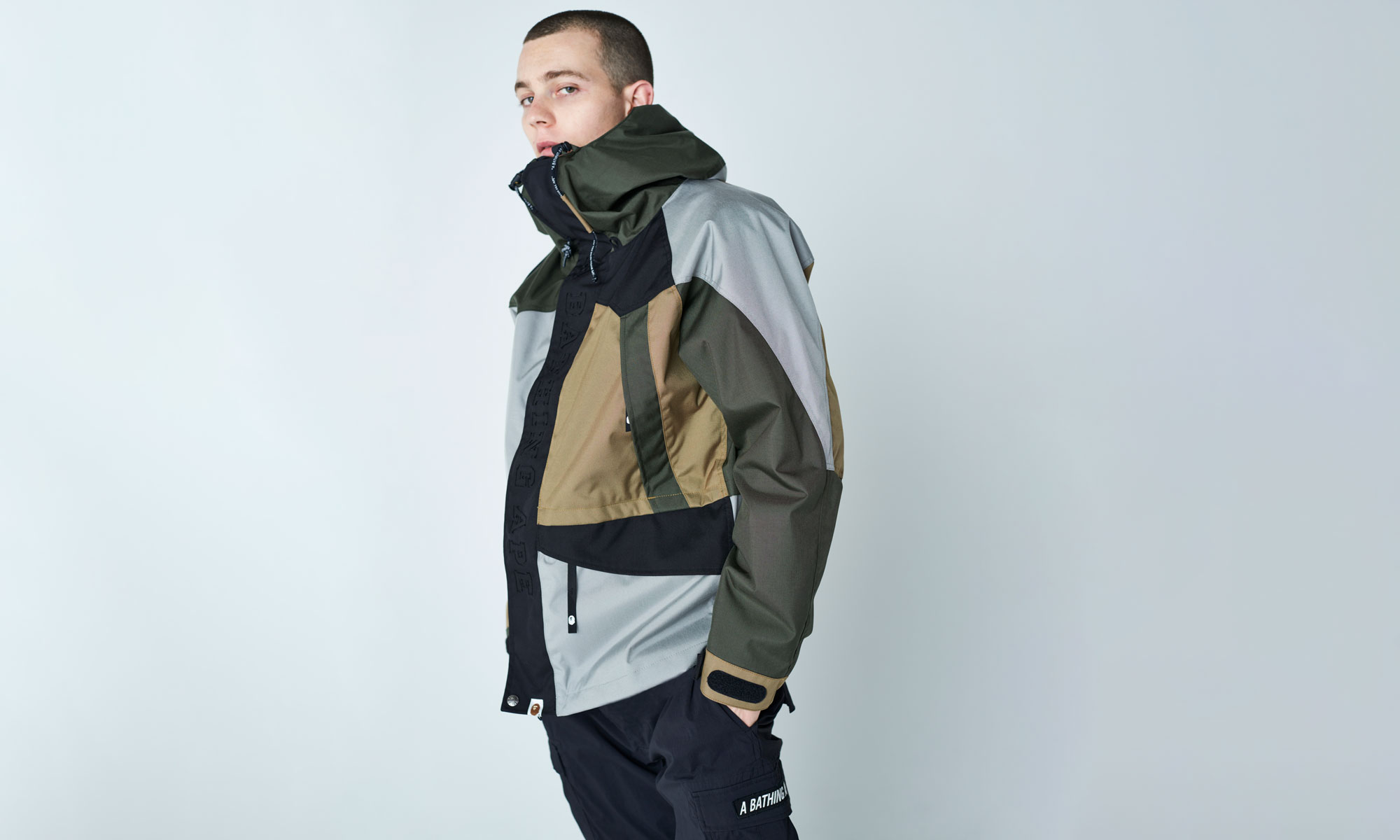 A BATHING APE® 发布 2020 秋冬全系列 Lookbook