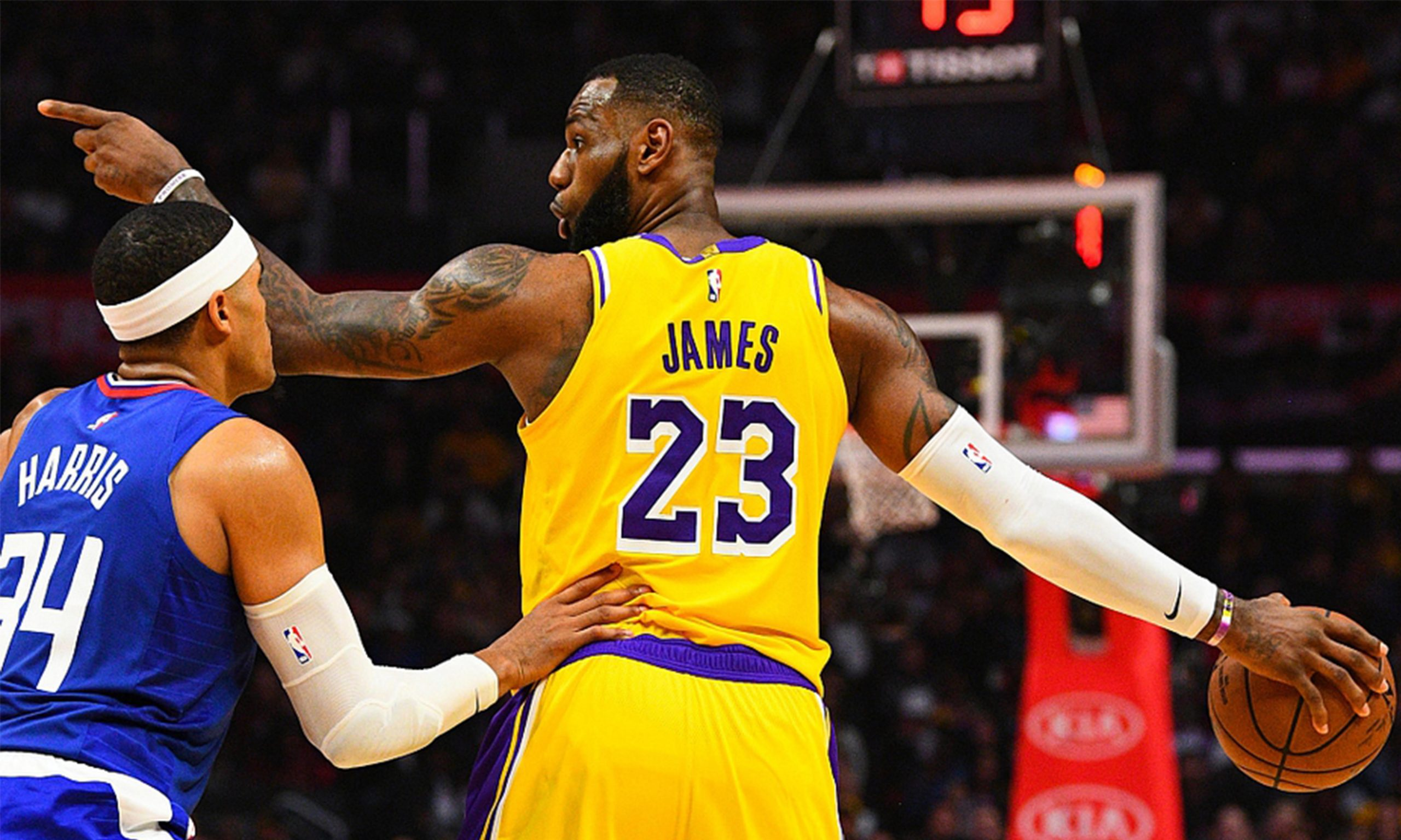 NBA 确认复赛球衣背面文字名单