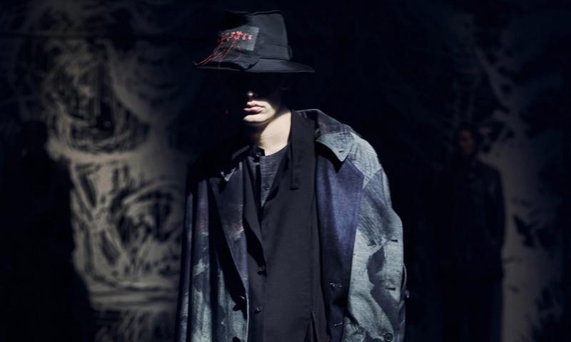 Yohji Yamamoto 释出 2021 春夏 Lookbook