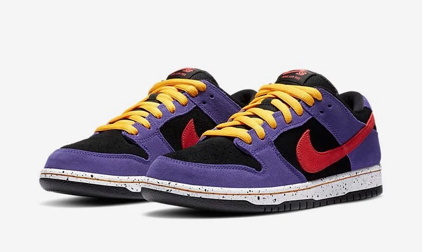 Nike SB Dunk Low「ACG Terra」官方图片释出