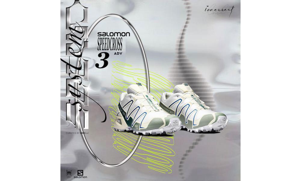 INNERSECT 联合 Salomon 与潮流单位 DMCKal 发布「SALOMON SOUND SYSTEM」