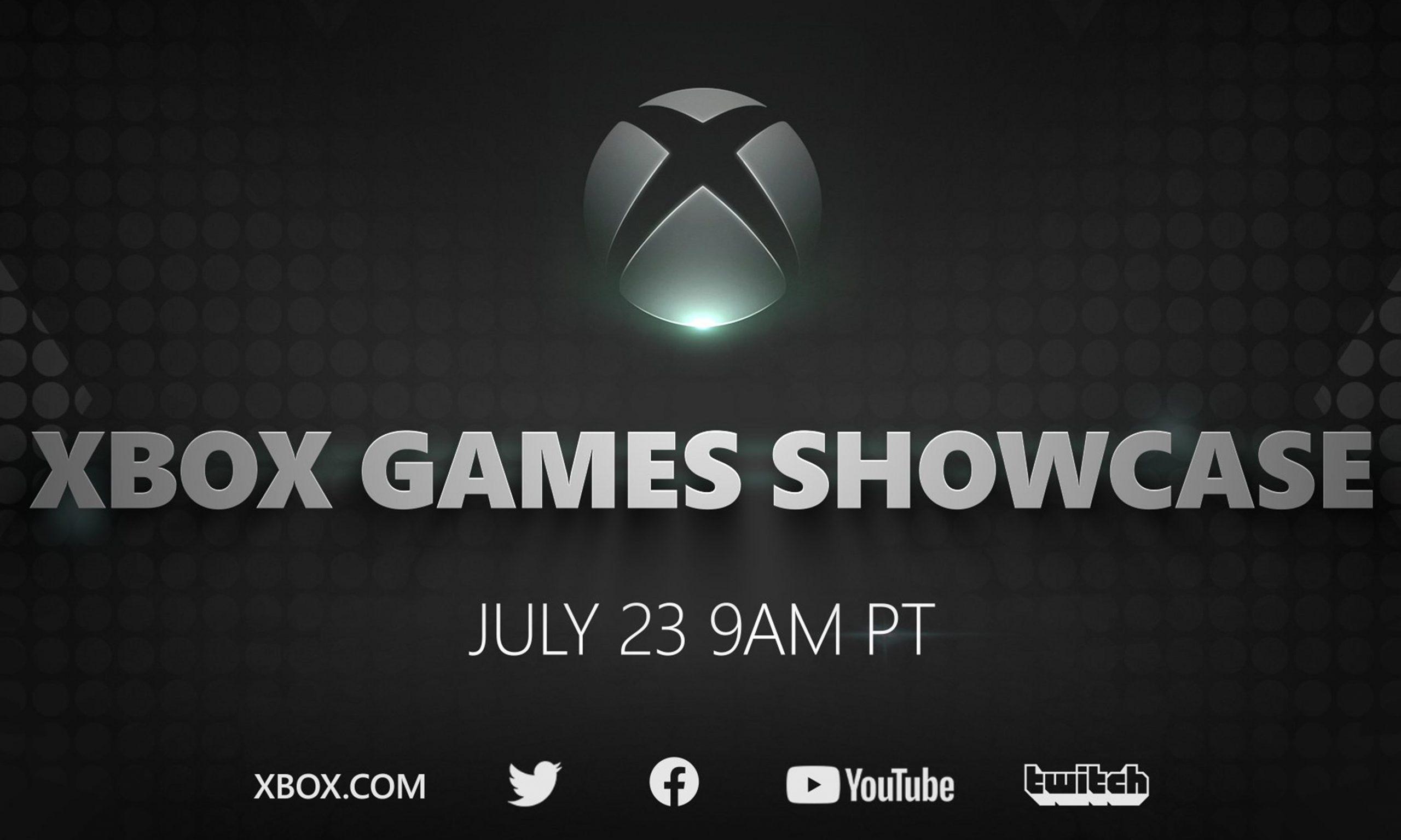 微软宣布 7 月 23 日举办 Xbox Series X 游戏介绍会