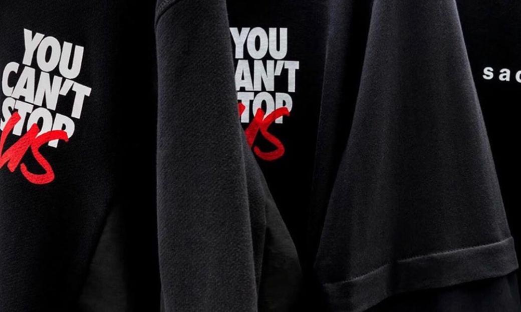 Nike x sacai「You Can't Stop Us」特别合作系列即将登场