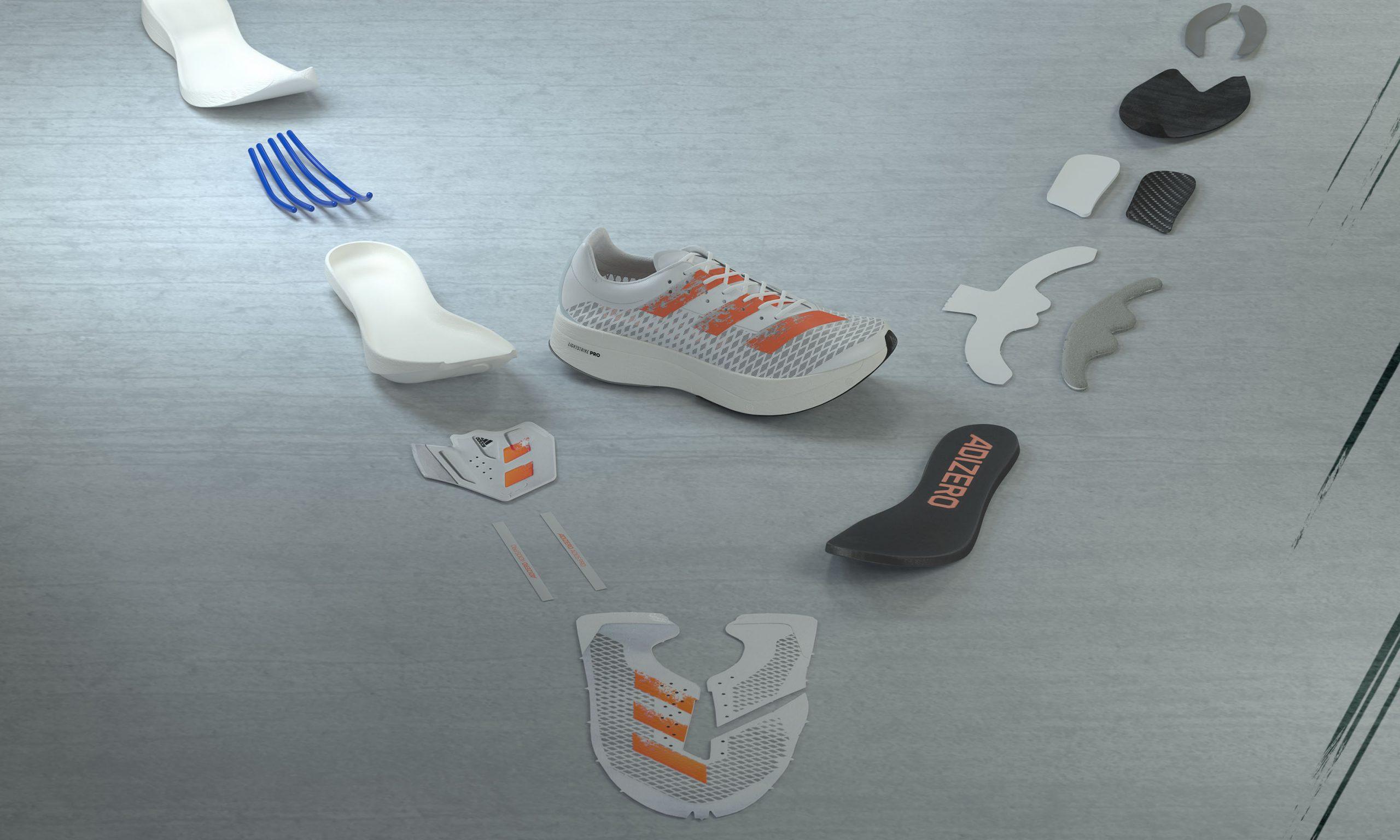 为纪录而生,adidas 推出革命性长距离跑鞋 adizero adios Pro