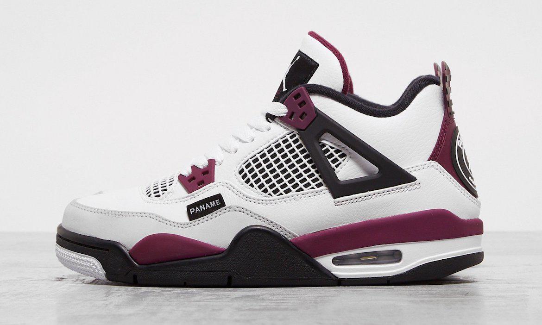 细节近赏将在九月发售的 Air Jordan IV「PSG」