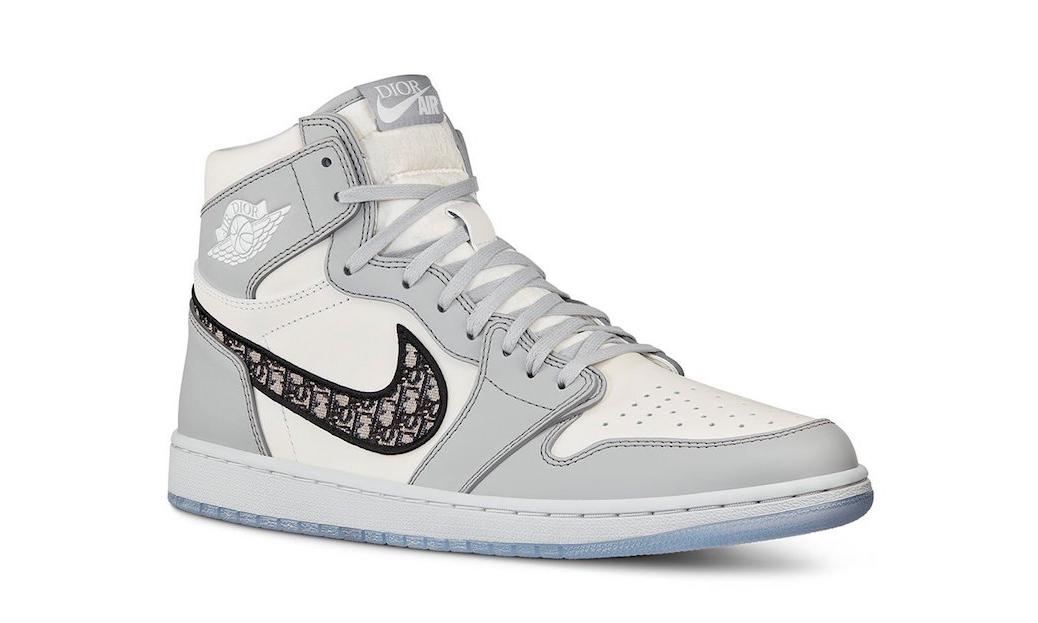你猜有多少人参与 Dior x Air Jordan I 抽签?