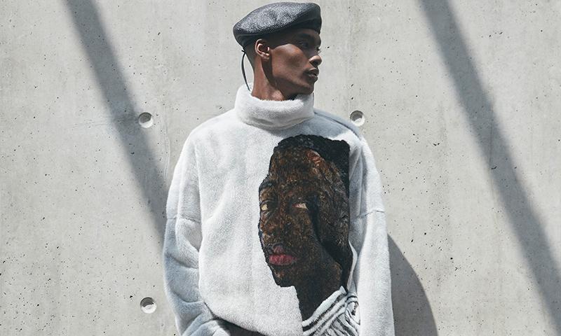 携手加纳艺术家 Amoako Boafo,Dior Men 2021 春夏系列正式发布