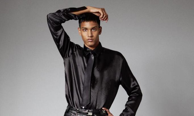 切身遭遇后的思考,GmbH 发布 2021 春夏男装系列