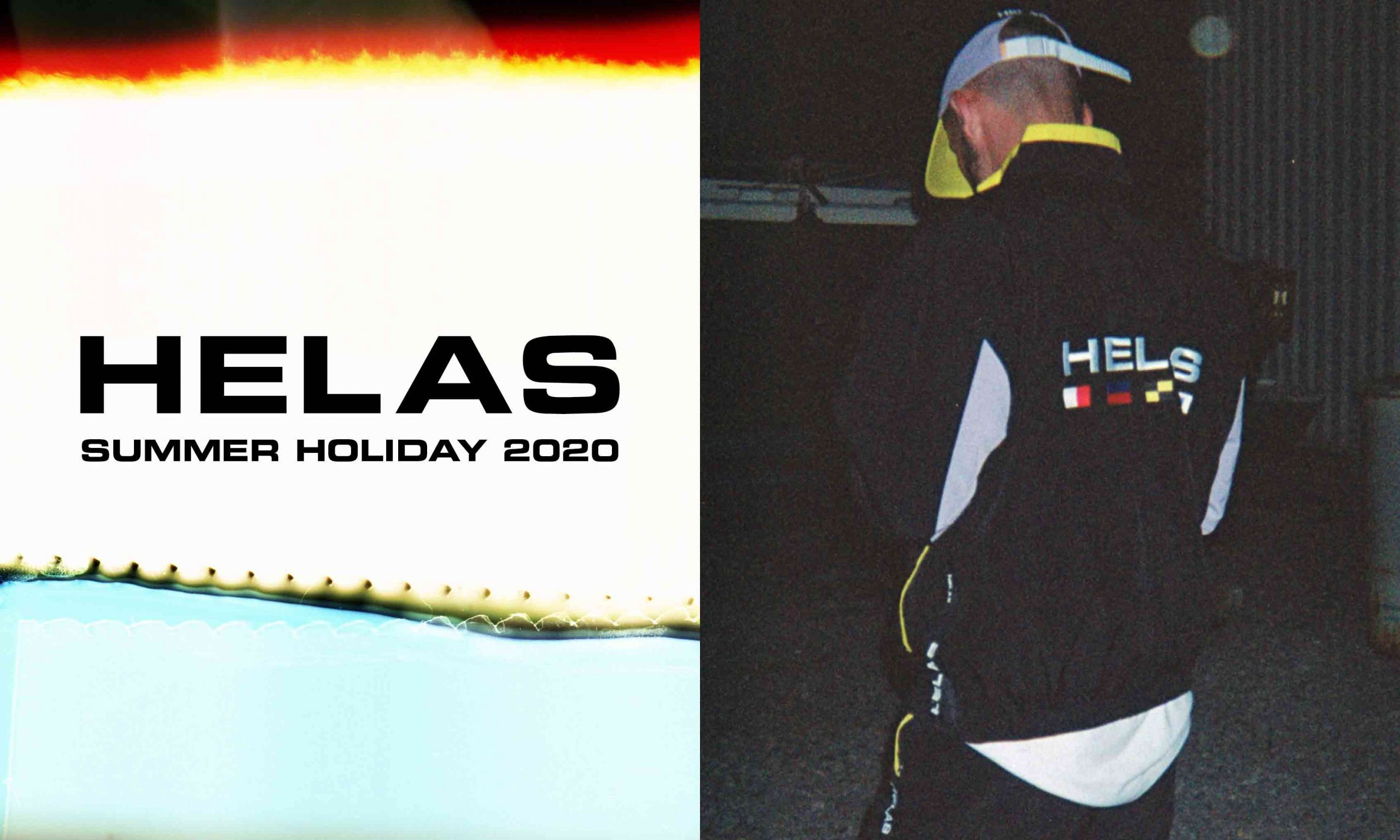 HELAS 2020 夏季假日系列发布