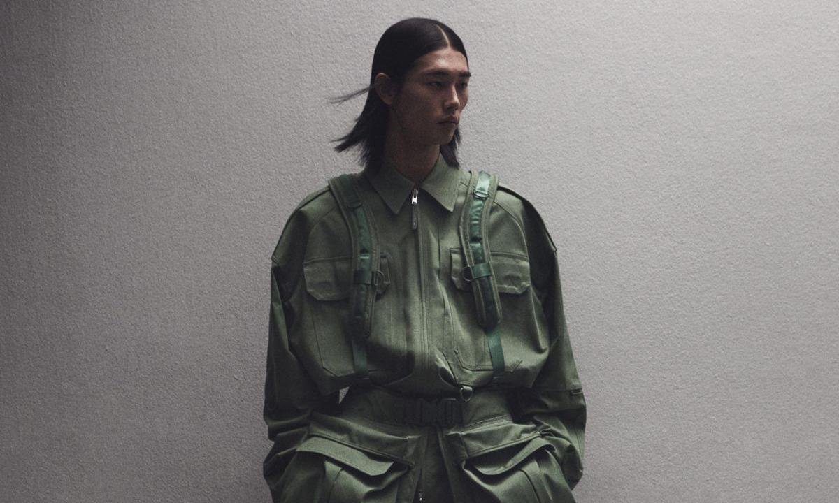 聚焦家乡首尔,韩国设计师品牌 Juun.J 2021 春夏系列正式亮相